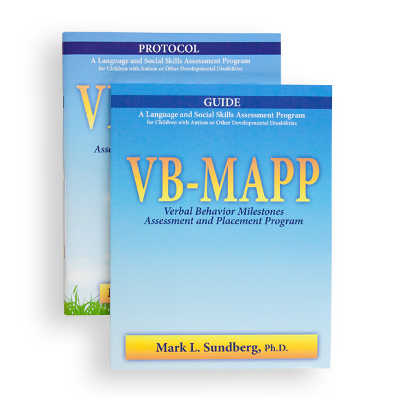 VB-MAPP: The Verbal Behavior Milestones Assessment and Placement ...